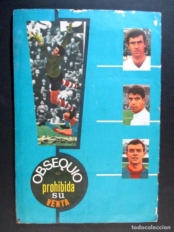 Álbum de fútbol completo: LIGA CAMPEONATO DE LIGA 1966 - 1967 , 66 67 , ALBUM DE CROMOS COMPLETO , FHER , DISGRA - Foto 11 - 65247807