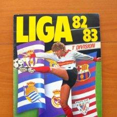 Álbum de fútbol completo: LIGA 82-83, 1982-1983 - EDICIONES ESTE - ÁLBUM COMPLETO - VER FOTOS. Lote 65748658