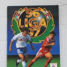 Álbum de fútbol completo: ALBUM ESTE LIGA 1996 - 1997 ( 96 - 97 ) COMPLETO CON 538 CROMOS CON CROMOS DIFICILES. Lote 67431081