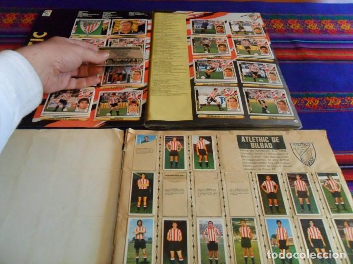 Álbum de fútbol completo: ESTE LIGA 1975 1976 75 76 INCOMPLETO 1997 1998 97 98 COMPLETO. REGALO ARTUA ESPAÑA 1982 Y FÚTBOL 88. - Foto 3 - 67578901