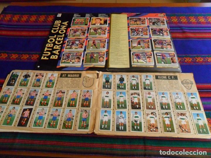 Álbum de fútbol completo: ESTE LIGA 1975 1976 75 76 INCOMPLETO 1997 1998 97 98 COMPLETO. REGALO ARTUA ESPAÑA 1982 Y FÚTBOL 88. - Foto 4 - 67578901