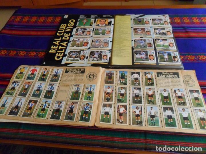 Álbum de fútbol completo: ESTE LIGA 1975 1976 75 76 INCOMPLETO 1997 1998 97 98 COMPLETO. REGALO ARTUA ESPAÑA 1982 Y FÚTBOL 88. - Foto 6 - 67578901