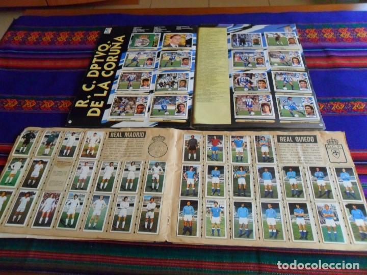 Álbum de fútbol completo: ESTE LIGA 1975 1976 75 76 INCOMPLETO 1997 1998 97 98 COMPLETO. REGALO ARTUA ESPAÑA 1982 Y FÚTBOL 88. - Foto 8 - 67578901