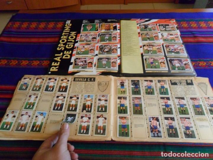 Álbum de fútbol completo: ESTE LIGA 1975 1976 75 76 INCOMPLETO 1997 1998 97 98 COMPLETO. REGALO ARTUA ESPAÑA 1982 Y FÚTBOL 88. - Foto 10 - 67578901