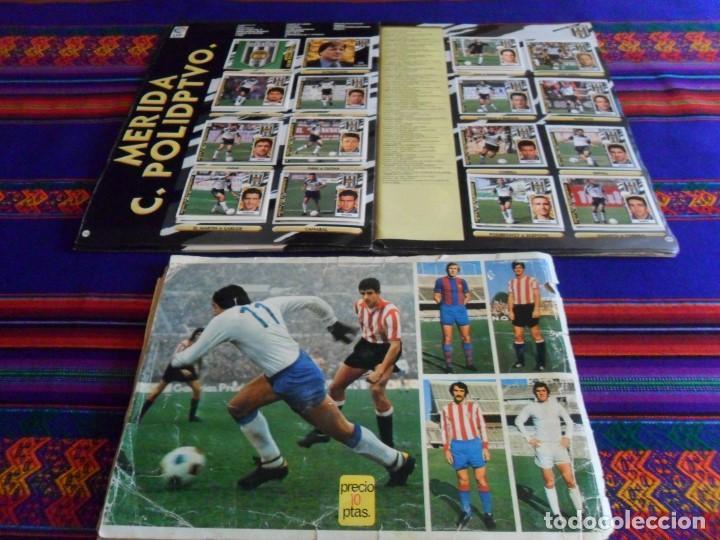 Álbum de fútbol completo: ESTE LIGA 1975 1976 75 76 INCOMPLETO 1997 1998 97 98 COMPLETO. REGALO ARTUA ESPAÑA 1982 Y FÚTBOL 88. - Foto 14 - 67578901
