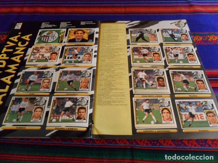 Álbum de fútbol completo: ESTE LIGA 1975 1976 75 76 INCOMPLETO 1997 1998 97 98 COMPLETO. REGALO ARTUA ESPAÑA 1982 Y FÚTBOL 88. - Foto 17 - 67578901