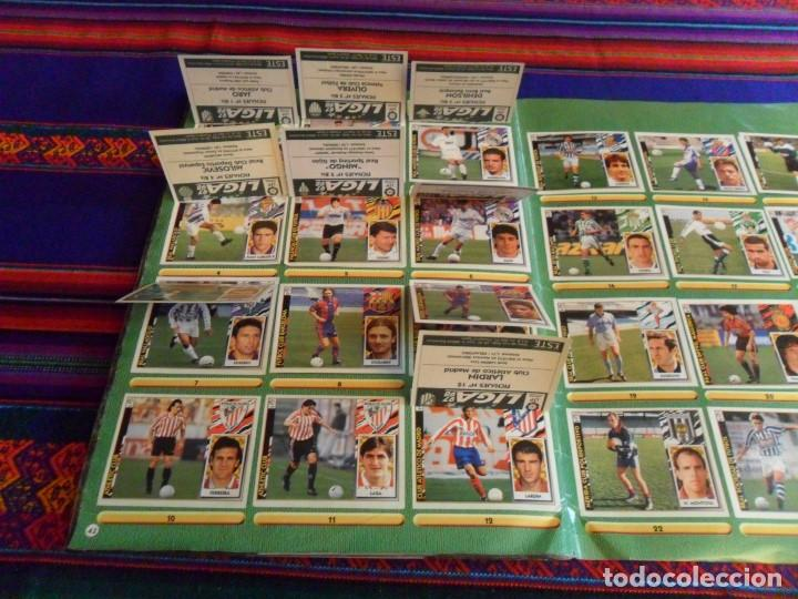 Álbum de fútbol completo: ESTE LIGA 1975 1976 75 76 INCOMPLETO 1997 1998 97 98 COMPLETO. REGALO ARTUA ESPAÑA 1982 Y FÚTBOL 88. - Foto 23 - 67578901