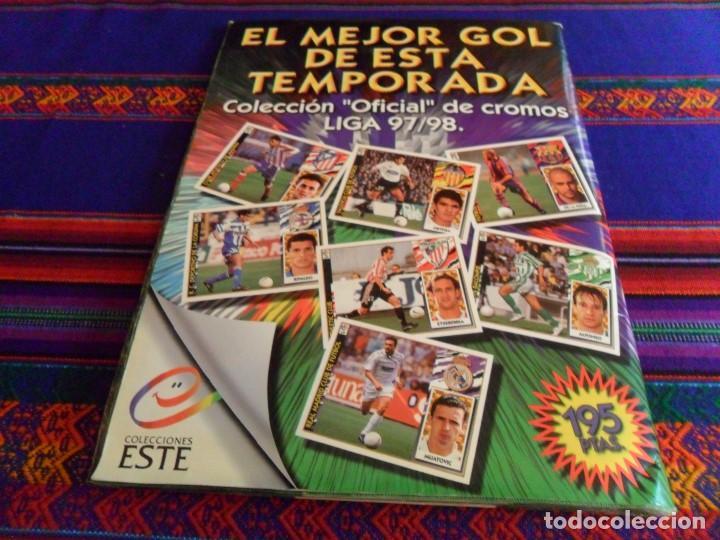 Álbum de fútbol completo: ESTE LIGA 1975 1976 75 76 INCOMPLETO 1997 1998 97 98 COMPLETO. REGALO ARTUA ESPAÑA 1982 Y FÚTBOL 88. - Foto 26 - 67578901