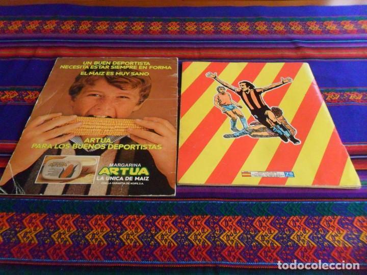 Álbum de fútbol completo: ESTE LIGA 1975 1976 75 76 INCOMPLETO 1997 1998 97 98 COMPLETO. REGALO ARTUA ESPAÑA 1982 Y FÚTBOL 88. - Foto 28 - 67578901