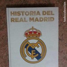 Álbum de fútbol completo: HISTORIA REAL MADRID ABC ÁLBUM COMPLETO. Lote 253927145