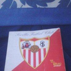 Álbum de fútbol completo: MILANO SPORT 1995 ALBUM COMPLETO SEVILLA FUTBOL CLUB COLECCION OFICIAL CON MARADONA. LEER. Lote 68749941