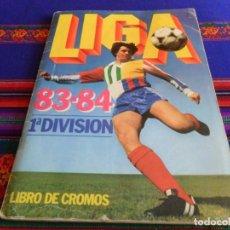 Álbum de fútbol completo: LIGA ESTE 83 84 1983 1984 COMPLETO MUY BUEN ESTADO. VAQUERO SAMPER SIRVENT PALANCA JUANI ALBADALEJO. Lote 69236449