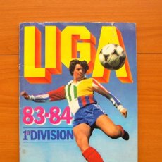 Álbum de fútbol completo: ÁLBUM LIGA 1983-1984, 83-84 - EDICIONES ESTE - COMPLETO - VER FOTOS INTERIORES. Lote 69575413