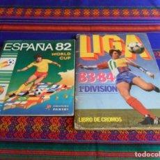 Álbum de fútbol completo: ESTE LIGA 1983 1984 83 84 Y ESPAÑA 82 PANINI MUNDIAL FÚTBOL 1982 COMPLETO REGALO ESTE 10 11 COMPLETO. Lote 85858524