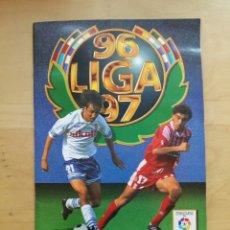 Álbum de fútbol completo: ALBUM LIGA ESTE 96/97 COMPLETO 1996-97 1997. Lote 70211685