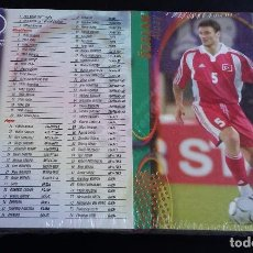 Álbum de fútbol completo: KOREA COREA JAPAN JAPON WC MUNDIAL 2002 - PANINI - COLECCIÓN COMPLETA 140 CARDS ( PRECINTADA ). Lote 70570853
