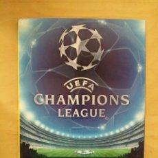 Álbum de fútbol completo: ALBUM CHAMPIONS LEAGUE 07/08 COMPLETO DE PANINI 2007-08 2008. Lote 71466595