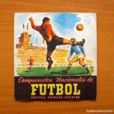 Álbum de fútbol completo: SEVILLA C.F. - EDITORIAL RUIZ ROMERO 1952-1953, 52-53 - COMPLETO, CON 25 CROMOS, VER FOTOS. Lote 71727871