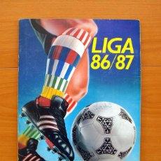 Complete Football Album - Liga 86-87, 1986-1987 - Ediciones Este - Completo - Ver fotos y explicaciones interiores - 72039935