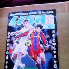 Álbum de fútbol completo: LIGA ESTE 2011/ 2012. COMPLETO.. Lote 74465707