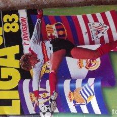 Álbum de fútbol completo: ALBUM ESTE 82.83. COMPLETO. CON 51 DOBLES. Lote 74546339