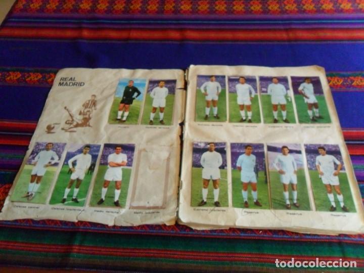 Álbum de fútbol completo: FÚTBOL 1973 1974 COMPLETO 3 DOBLES RUIZ ROMERO. BE. REGALO FÚTBOL 1968 1969 RUIZ ROMERO INCOMPLETO - Foto 3 - 74955575