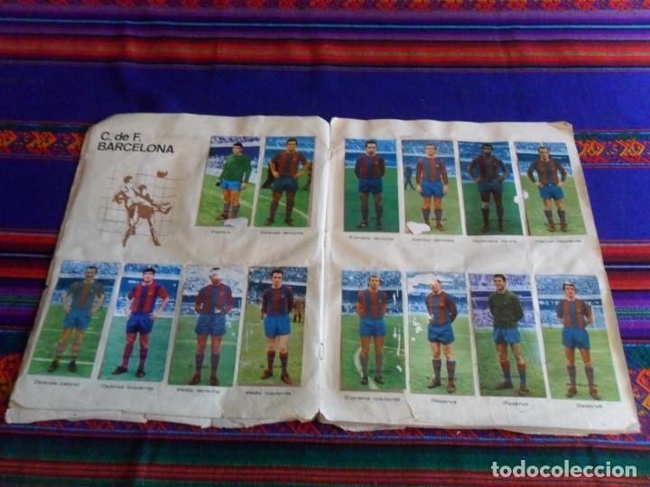 Álbum de fútbol completo: FÚTBOL 1973 1974 COMPLETO 3 DOBLES RUIZ ROMERO. BE. REGALO FÚTBOL 1968 1969 RUIZ ROMERO INCOMPLETO - Foto 4 - 74955575