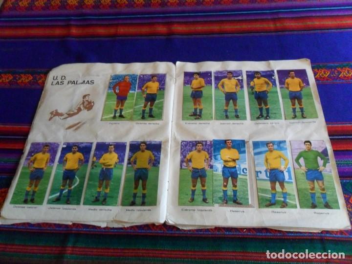 Álbum de fútbol completo: FÚTBOL 1973 1974 COMPLETO 3 DOBLES RUIZ ROMERO. BE. REGALO FÚTBOL 1968 1969 RUIZ ROMERO INCOMPLETO - Foto 5 - 74955575
