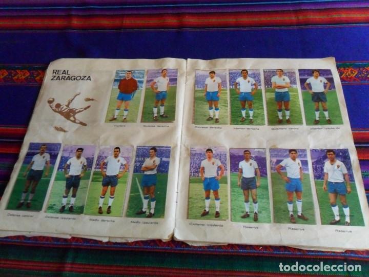 Álbum de fútbol completo: FÚTBOL 1973 1974 COMPLETO 3 DOBLES RUIZ ROMERO. BE. REGALO FÚTBOL 1968 1969 RUIZ ROMERO INCOMPLETO - Foto 7 - 74955575