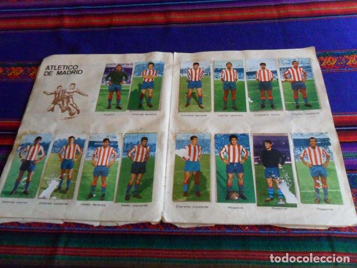 Álbum de fútbol completo: FÚTBOL 1973 1974 COMPLETO 3 DOBLES RUIZ ROMERO. BE. REGALO FÚTBOL 1968 1969 RUIZ ROMERO INCOMPLETO - Foto 8 - 74955575
