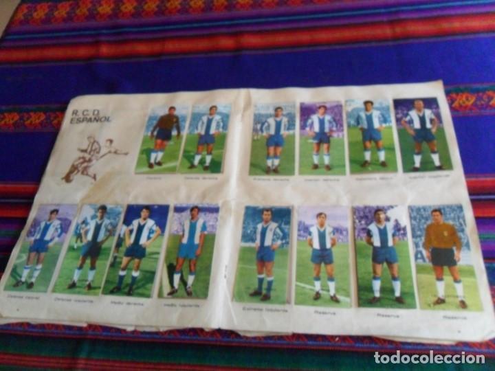 Álbum de fútbol completo: FÚTBOL 1973 1974 COMPLETO 3 DOBLES RUIZ ROMERO. BE. REGALO FÚTBOL 1968 1969 RUIZ ROMERO INCOMPLETO - Foto 11 - 74955575