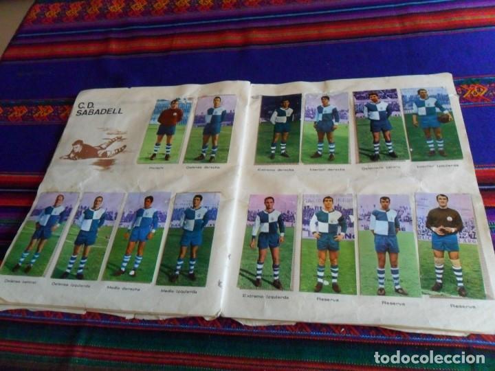 Álbum de fútbol completo: FÚTBOL 1973 1974 COMPLETO 3 DOBLES RUIZ ROMERO. BE. REGALO FÚTBOL 1968 1969 RUIZ ROMERO INCOMPLETO - Foto 14 - 74955575