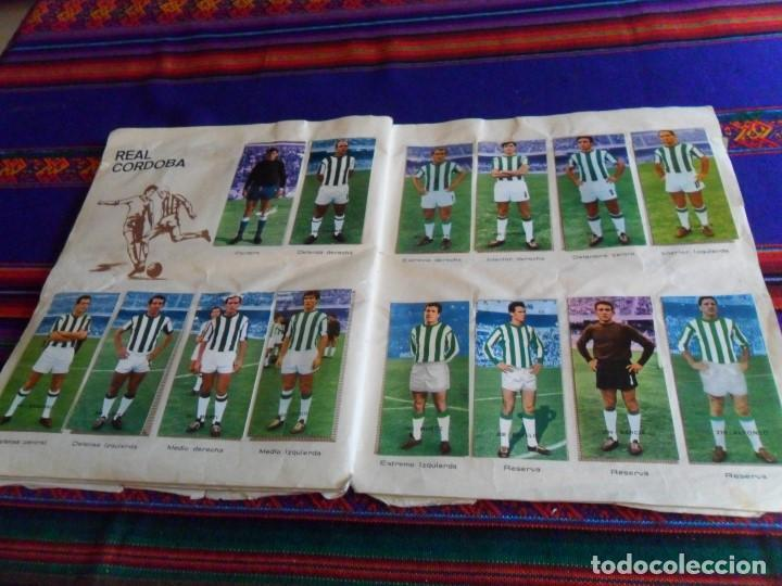 Álbum de fútbol completo: FÚTBOL 1973 1974 COMPLETO 3 DOBLES RUIZ ROMERO. BE. REGALO FÚTBOL 1968 1969 RUIZ ROMERO INCOMPLETO - Foto 17 - 74955575