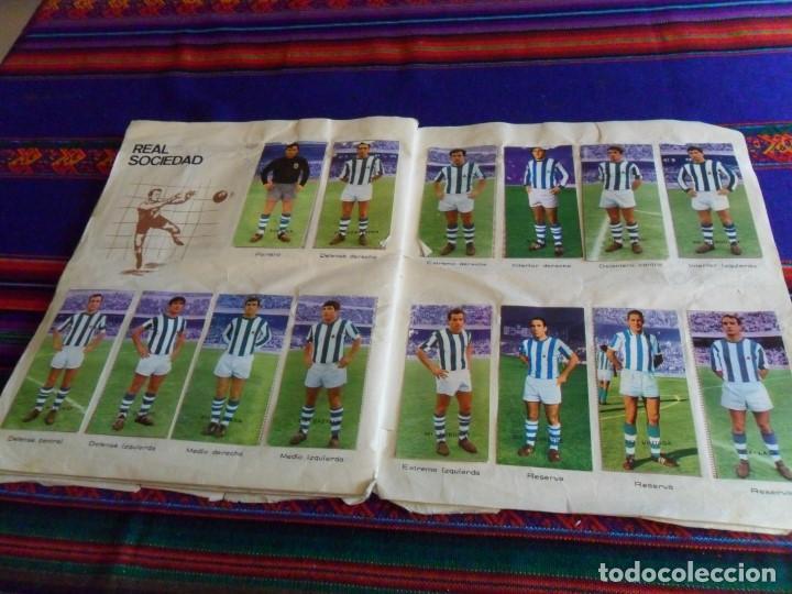 Álbum de fútbol completo: FÚTBOL 1973 1974 COMPLETO 3 DOBLES RUIZ ROMERO. BE. REGALO FÚTBOL 1968 1969 RUIZ ROMERO INCOMPLETO - Foto 18 - 74955575