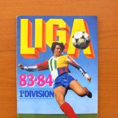 Álbum de fútbol completo: ALBUM LIGA 1983-1984, 83-84 - EDICIONES ESTE - COMPLETO - VER FOTOS INTERIORES. Lote 26599986
