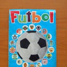 Álbum de fútbol completo: FÚTBOL CROMOS TROQUELADOS 1975-1976, 75-76 - EDITORIAL MAGA - COMPLETO - VER FOTOS. Lote 75680911