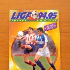 Álbum de fútbol completo: ÁLBUM LIGA 94-95, 1994-1995 - EDICIONES ESTE - COMPLETO. Lote 75684343