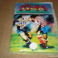 Álbum de fútbol completo: LIGA 93-94 DE ESTE COMPLETO. Lote 75931643