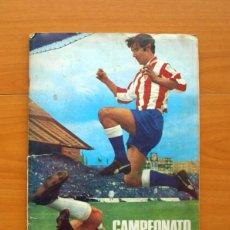 Álbum de fútbol completo: CAMPEONATO LIGA 1971-1972, 71-72 - EDITORIAL FHER - COMPLETO, CON POSTER CENTRAL COMPLETO -VER FOTOS. Lote 75966463