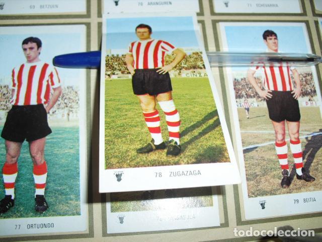 Álbum de fútbol completo: album campeonatos nacionales ruiz romero 1971/72 completo con los 16 dobles - Foto 20 - 28572734
