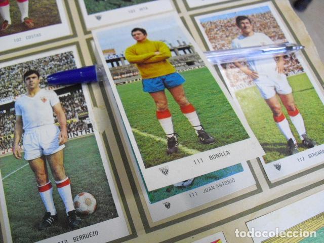 Álbum de fútbol completo: album campeonatos nacionales ruiz romero 1971/72 completo con los 16 dobles - Foto 23 - 28572734
