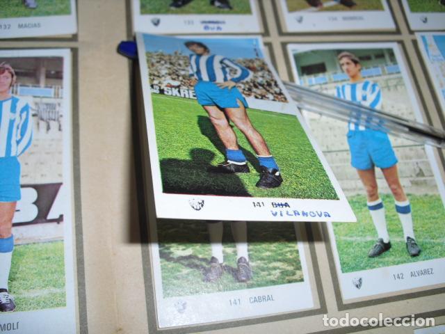Álbum de fútbol completo: album campeonatos nacionales ruiz romero 1971/72 completo con los 16 dobles - Foto 24 - 28572734