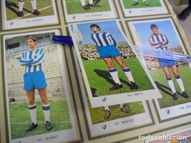 Álbum de fútbol completo: album campeonatos nacionales ruiz romero 1971/72 completo con los 16 dobles - Foto 25 - 28572734