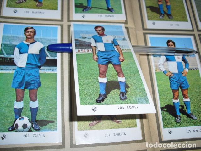 Álbum de fútbol completo: album campeonatos nacionales ruiz romero 1971/72 completo con los 16 dobles - Foto 29 - 28572734