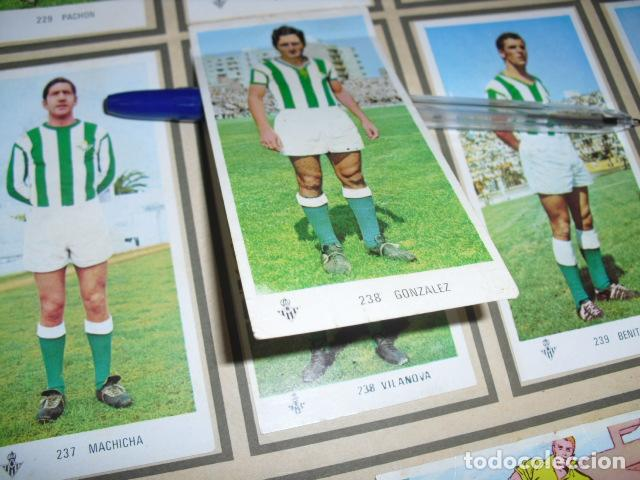 Álbum de fútbol completo: album campeonatos nacionales ruiz romero 1971/72 completo con los 16 dobles - Foto 30 - 28572734