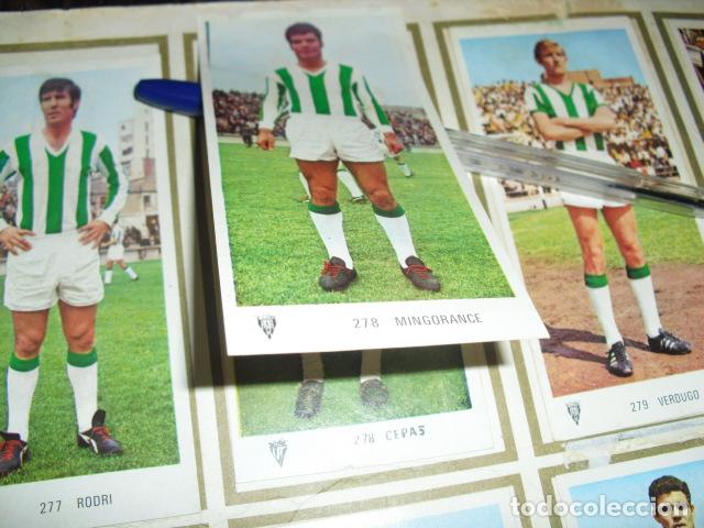 Álbum de fútbol completo: album campeonatos nacionales ruiz romero 1971/72 completo con los 16 dobles - Foto 31 - 28572734