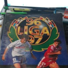 Álbum de fútbol completo: LIGA 96-97 ESTE LPF COMPLETO COLOCAS DOBLES. Lote 78242170