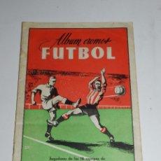 Álbum de fútbol completo: ALBUM CROMOS FUTBOL TEMPORADA 1953 - 54 , EDT ARGA 1953 , COMPLETO !!! POCAS SEÑALES DE USO. Lote 78246997