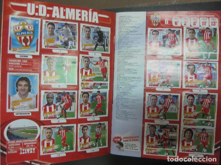 Álbum de fútbol completo: ALBUM CROMOS FUTBOL LIGA 2010 - 2011. COMPLETO. CONTIENE 517 CROMOS. COLECCIONES ESTE PANINI - Foto 2 - 79513733
