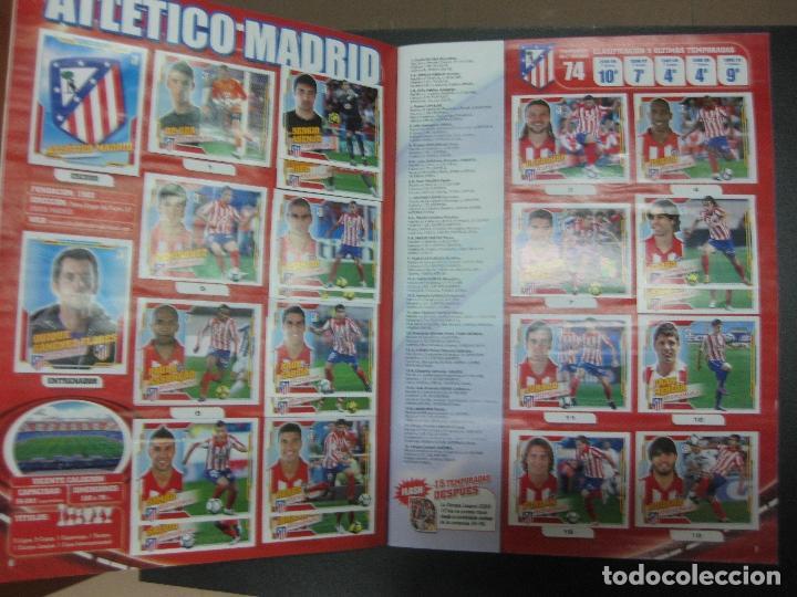 Álbum de fútbol completo: ALBUM CROMOS FUTBOL LIGA 2010 - 2011. COMPLETO. CONTIENE 517 CROMOS. COLECCIONES ESTE PANINI - Foto 3 - 79513733
